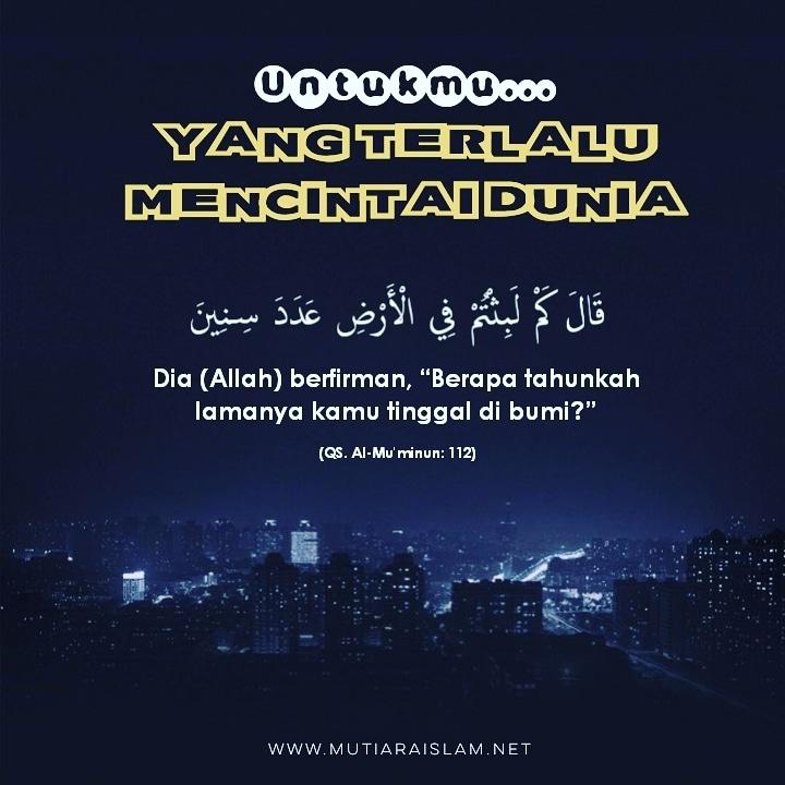 103 Kata Mutiara Islami Bergambar Paling Inspiratif