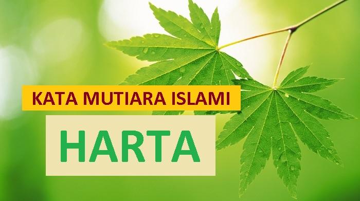 inspirasi islami untuk pengantin baru - kata mutiara islami tentang harta