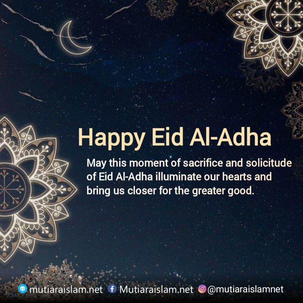 Kata Ucapan Selamat Idul Adha